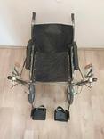 Инвалидная коляска с ручным приводом дорожная ДККС- 2-03-46, фото №6