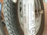 Инвалидная коляска с ручным приводом дорожная ДККС- 2-03-46, фото №7