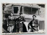 Фотография Автомобиль авто - лавка 1960 г. СССР, фото №2