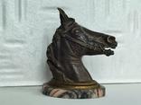 Голова лошади ( пепельница), фото №2