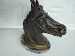 Голова лошади ( пепельница), фото №13