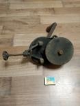 Старое, ручное точило, фото №2