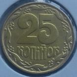 25 копійок 1992 року штамп 5.1ААв, холдер, фото №3