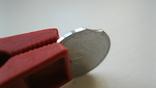 """Монеты 1 копейка 2004 год 1.1 ВА + монета 2 копейки с браком """"выкус"""", фото №13"""