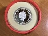 2 доллара 2017 г. Канада. Серебро, фото №3