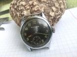 Военные WW2 Glycine наручные часы немецкая армия, фото №2