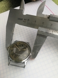 Военные WW2 Glycine наручные часы немецкая армия, фото №7