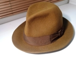 Шляпа фетровая Чехословакия, фото №2