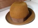Шляпа фетровая Чехословакия, фото №5