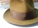 Шляпа фетровая Чехословакия, фото №6