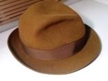 Шляпа фетровая Чехословакия, фото №7