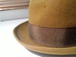 Шляпа фетровая Чехословакия, фото №10