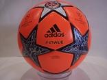 Футбольный мяч Лиги чемпионов УЕФА сезона 12/13 Adidas Finale 12, фото №2