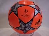 Футбольный мяч Лиги чемпионов УЕФА сезона 12/13 Adidas Finale 12, фото №3