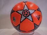 Футбольный мяч Лиги чемпионов УЕФА сезона 12/13 Adidas Finale 12, фото №5