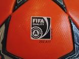 Футбольный мяч Лиги чемпионов УЕФА сезона 12/13 Adidas Finale 12, фото №6