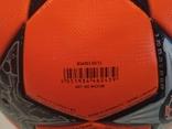 Футбольный мяч Лиги чемпионов УЕФА сезона 12/13 Adidas Finale 12, фото №8