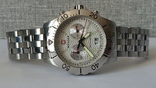 Мужские часы Wenger 7085x AquaGraph Chrono 41mm 200m Swiss Made, фото №4