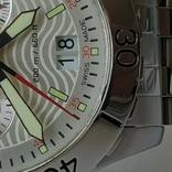 Мужские часы Wenger 7085x AquaGraph Chrono 41mm 200m Swiss Made, фото №11