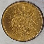 10 корон Австро-Угорщини-1909року., фото №5
