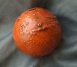 В наличии / Марс сферическая монета 1 Oz. 5 Барбадос 2021 SPHERICAL MARS 3D Planet 1 унция, фото №2
