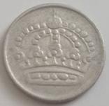 Швеция 25 эре, 1960 (лот 493), фото №3