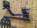Металлоискатель T-REX 2 Turbo. Металошукач, металлодетектор с VDI, фото №7