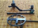 Металлоискатель T-REX 2 Turbo. Металошукач, металлодетектор с VDI, фото №8