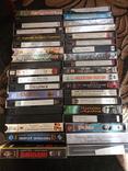 Видеокассеты (2) 38 штук VHS, фото №2