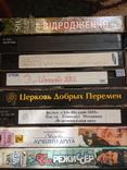 Видеокассеты (2) 38 штук VHS, фото №3