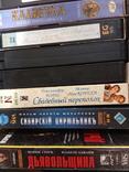 Видеокассеты (2) 38 штук VHS, фото №5