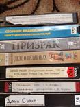 Видеокассеты (2) 38 штук VHS, фото №6
