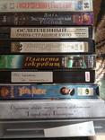 Видеокассеты (2) 38 штук VHS, фото №8