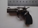 Зажигалка пистолет газовая (маленькая), фото №2