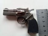 Зажигалка пистолет газовая (маленькая), фото №3