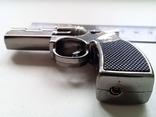 Зажигалка пистолет газовая (маленькая), фото №5