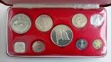 Набор монет 1975г Багамы., фото №2