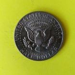 США 1/2 долара, 1974 Без мітки монетного двору, фото №3