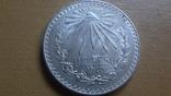 1 песо 1940 Мексика серебро (i.12.9)~, фото №2