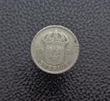 Швеция 25 эре 1931 серебро, фото №3
