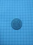 Венгрия 20 филлеров 1968, фото №2