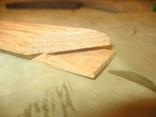 Рамка и под картину под старину (шашелем побитая) з натурального дуба формат А4, фото №10