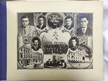1957 Фото альбом Сельско-хозяйственного института им Докучаева. Харьков. 16 фото, фото №11