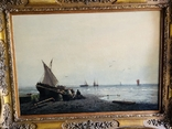 Рыбаки с уловом 19 век, фото №3