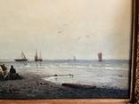 Рыбаки с уловом 19 век, фото №5