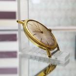 Позолоченные часы Полет де Люкс 29 камней Автоподзавод ау20 СССР, фото №3