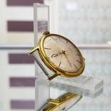 Позолоченные часы Полет де Люкс 29 камней Автоподзавод ау20 СССР, фото №4