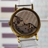 Позолоченные часы Полет де Люкс 29 камней Автоподзавод ау20 СССР, фото №9
