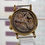 Позолоченные часы Полет Будильник ау20 СССР, фото №10