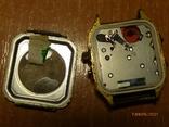 Редкие часы электроника 59 на запчасти или под восстановление, фото №3